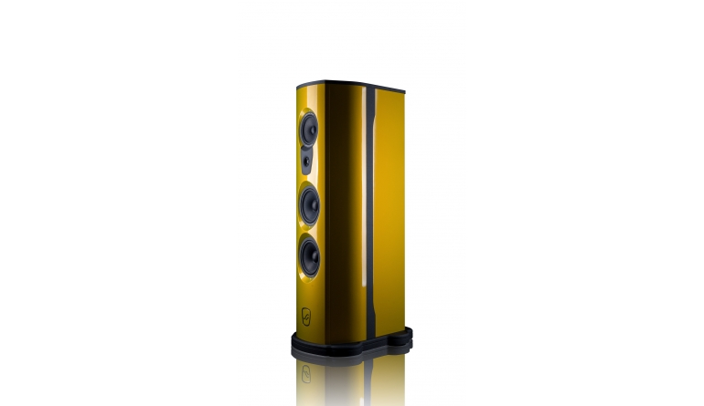 HiFi AudioSolutions mit neuem Standlautsprecher Virtuoso S - News, Bild 1