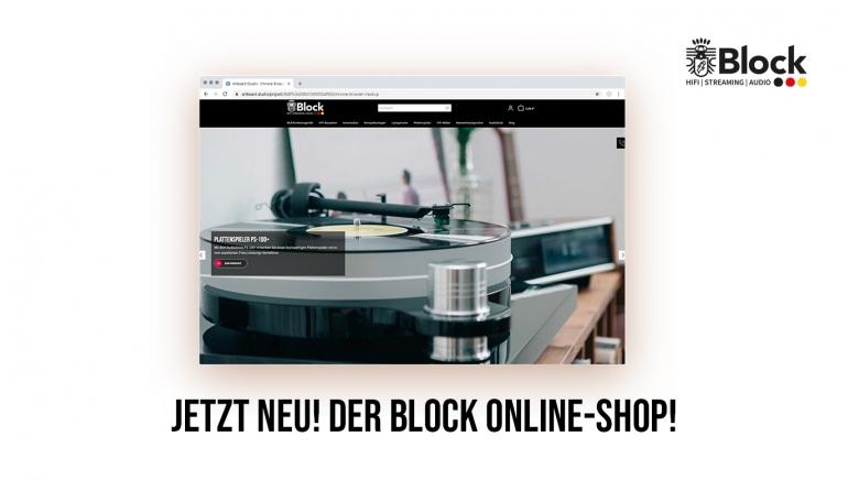 HiFi Block revolutioniert den Online-Einkauf - News, Bild 1