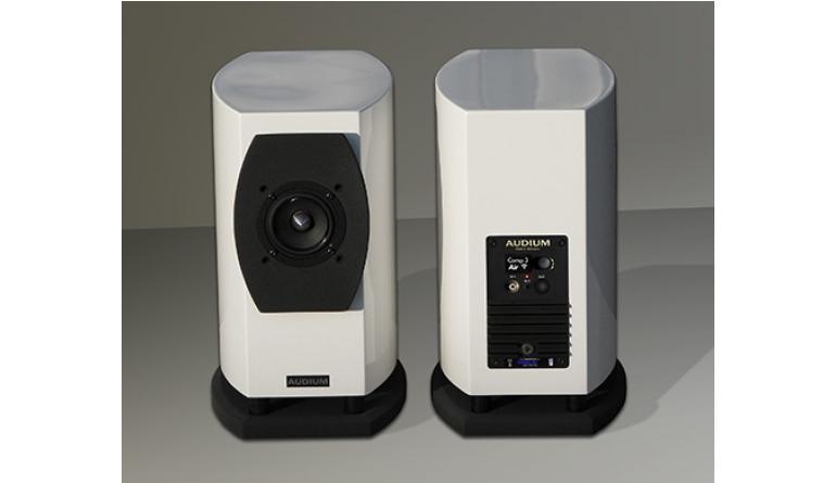 HiFi Update für Air Wireless Lautsprecherlinie von Audium: Jetzt auch AirPlay 2-Unterstützung - News, Bild 1