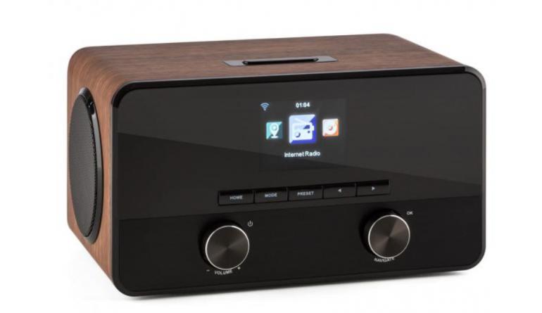 HiFi Internetradio mit Netzwerkplayer und Bluetooth-Schnittstelle von Auna - News, Bild 1