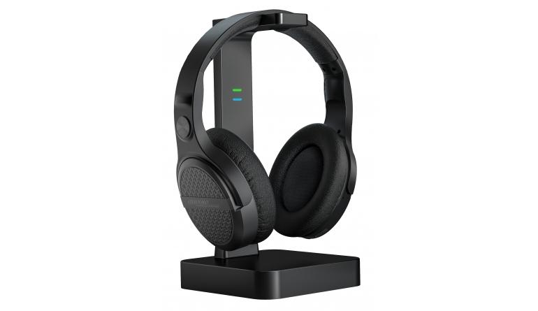 HiFi Stereo-Funk-Kopfhörer von Auvisio mit bis zu 20 Stunden Akkuleistung - News, Bild 1