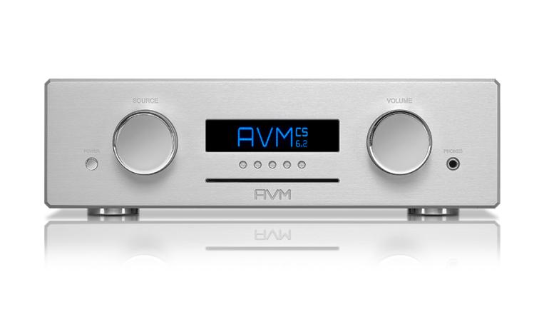 Heimkino Ab 8.990 Euro: Neuer CS 6.2 Compact Streaming CD-Receiver von AVM - News, Bild 1