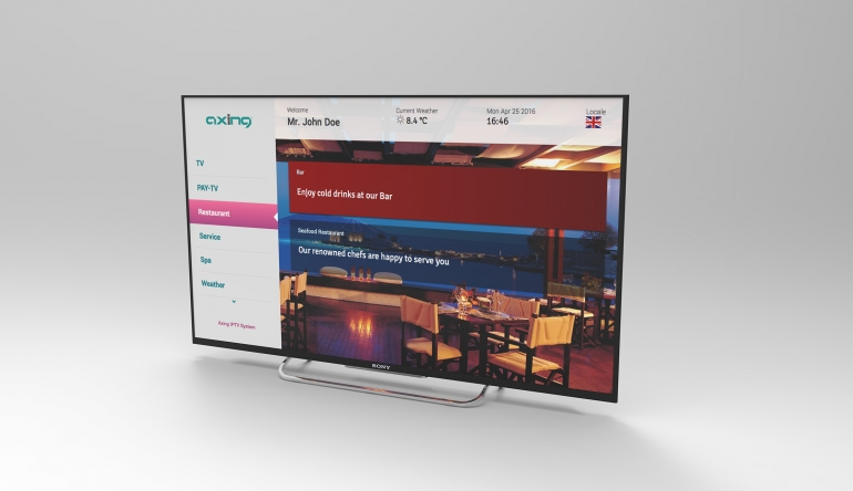 TV ANGA COM 2017: Axing mit Kompakt-Kopfstellen, Multischaltern und Ethernet-over-Coax - News, Bild 1
