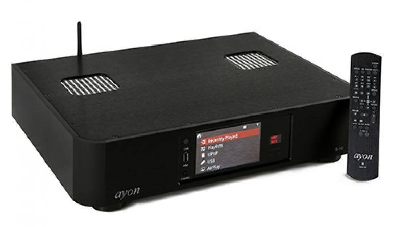 Heimkino Ayon S10: Netzwerkstreamer, analoger Vorverstärker und DA-Wandler - News, Bild 1