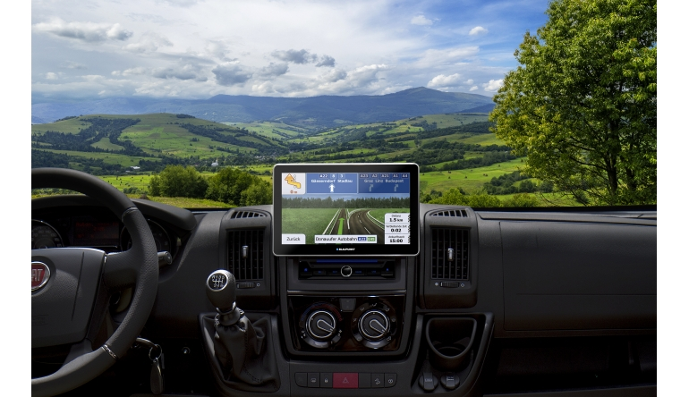 Car-Media Multimedia-Lösung für das Auto: Rome 990 DAB mit 10,1-Zoll-Touchscreen - News, Bild 1
