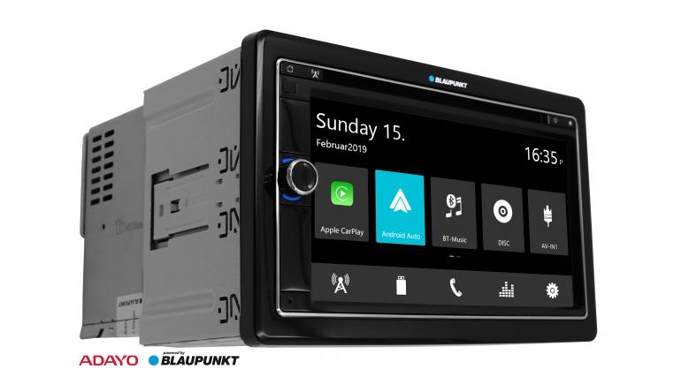 Car-Media Vier neue 2-DIN-Radios von Blaupunkt mit 6,75-Zoll-Touchscreen - Android Auto und Apple CarPlay - News, Bild 1