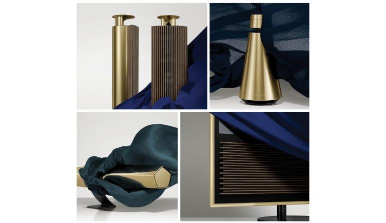 Heimkino Bang & Olufsen präsentiert Flat-TVs und Lautsprecher in Cool Modern Collection  - News, Bild 1