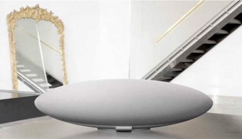 HiFi Zeppelin Wireless von Bowers & Wilkins ab August auch in Weiß zu haben - News, Bild 1