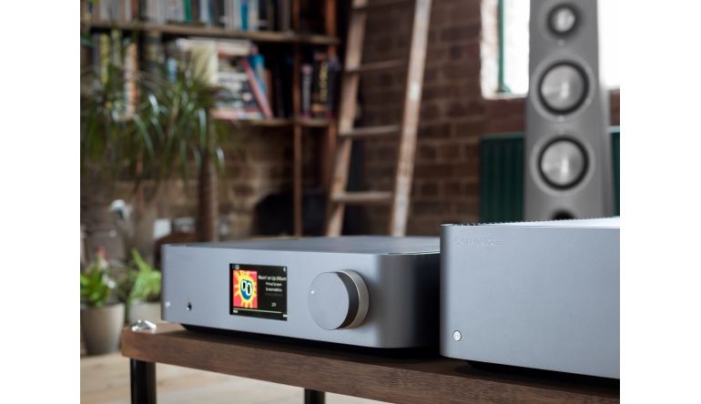 HiFi Frische Software für Edge NQ Vorverstärker von Cambridge Audio verfügbar - News, Bild 1