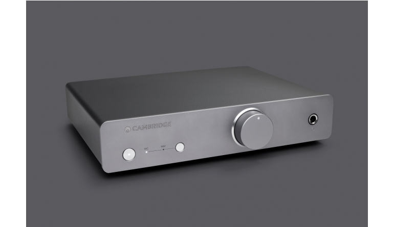 HiFi Zwei neue Phono-Vorverstärker von Cambridge Audio - Rückseitiger Balance-Regler - News, Bild 1