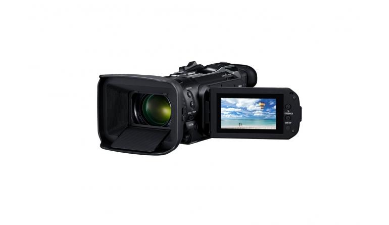 Foto & Cam Zwei neue 4K-Camcorder von Canon - Bis zu 20-fach optischer Zoom - News, Bild 1