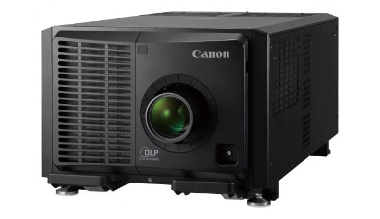 Heimkino 4K-Laserprojektor von Canon mit 40.000 Lumen - Mehr als eine Milliarde Farben - News, Bild 1