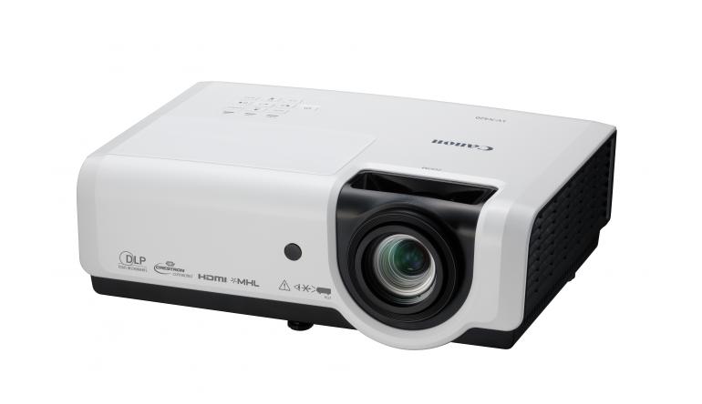 Heimkino Ab Mai: Mobile Multimedia-Projektoren von Canon - MHL-Unterstützung und 3D - News, Bild 1
