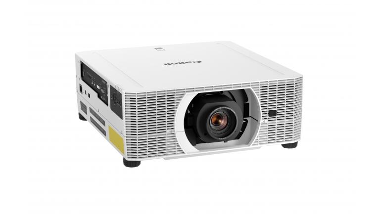 Heimkino Drei Lampen- und drei Laser-Modelle: Neue LCOS-Projektoren von Canon - News, Bild 1