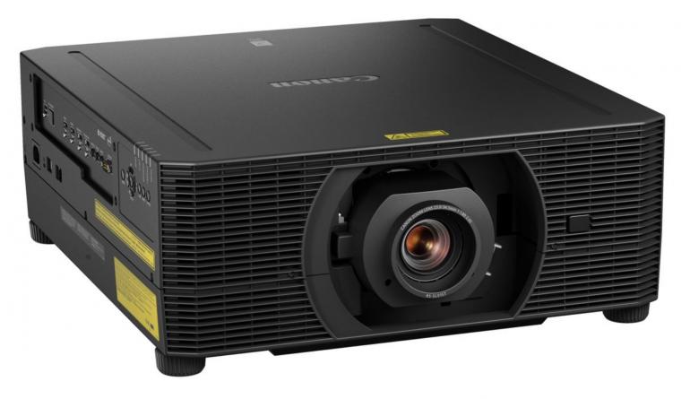 Heimkino Neuer Laser-Projektor von Canon mit nativer 4K-Auflösung und 6.000 Lumen - News, Bild 1