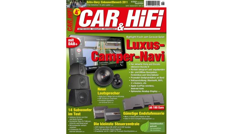 Car-Media Car Hifi 6/2021 - News, Bild 1