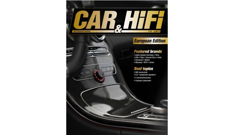 "Car-Media ""CAR&HIFI"" ab sofort auch in internationaler European Edition  - News, Bild 1"