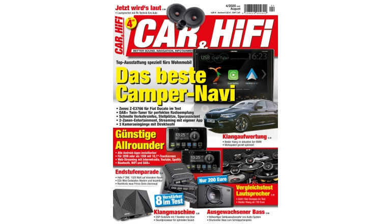Car-Media Wohnmobil-Entertainment - News, Bild 1