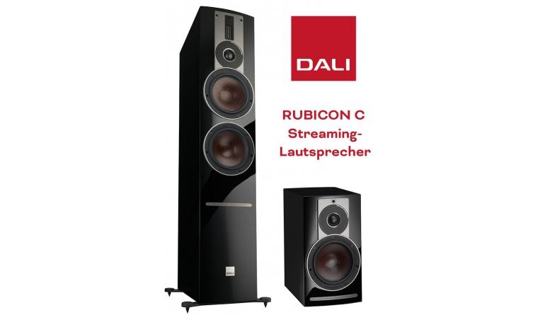 HiFi Streaming-Lautsprecher von Dali - RUBICON 2 C und 6 C - News, Bild 1