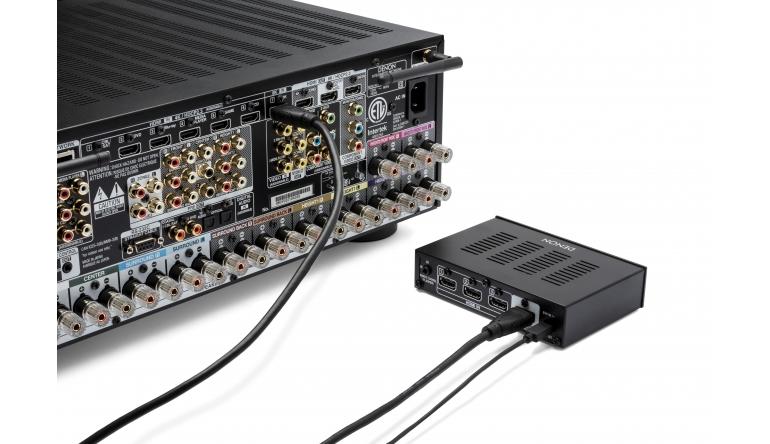 Heimkino 8K-HDMI-Switch mit drei Eingängen von Denon und Marantz - News, Bild 1