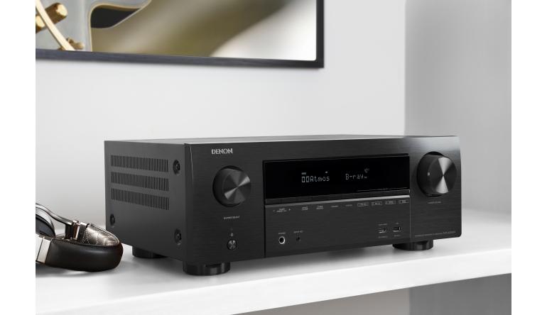 Heimkino Denon erweitert X-Serie: Heimkino-Receiver AVR-X1500H und AVR-X2500H kommen - News, Bild 1