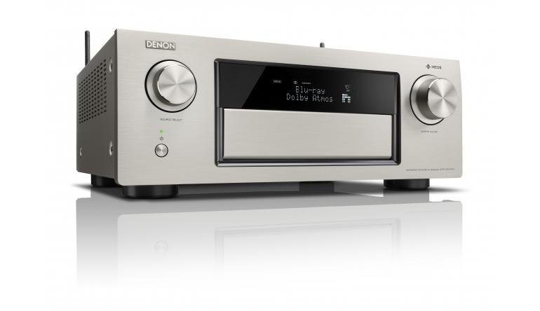 Heimkino Dolby Atmos, DTS:X und Auro-3D: Zwei neue AV-Receiver von Denon - News, Bild 1