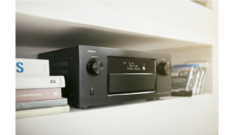 Heimkino High End 2016: Denon mit AV-Receivern, HEOS-Komponenten und Design-Serie - News, Bild 1