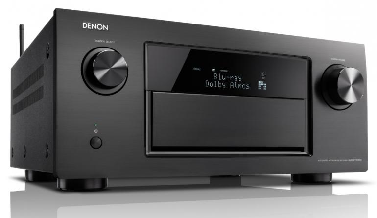 HiFi Denon mit erstem DTS:X-Update für AV-Receiver AVR-X7200W/A - Sound aus allen Richtungen - News, Bild 1