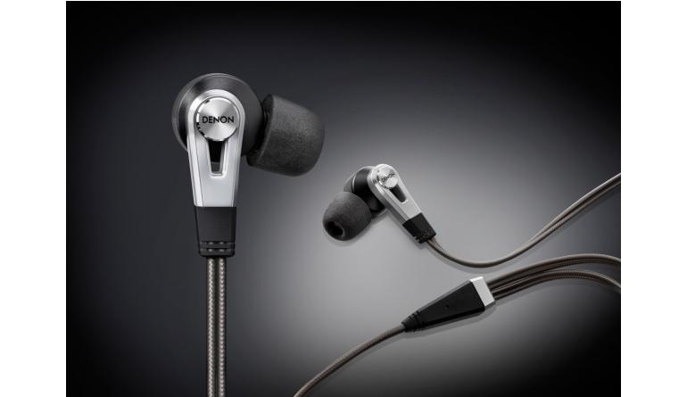 HiFi In-Ear-Kopfhörer AH-C821 von Denon - Individuelle Klanganpassung per App - News, Bild 1