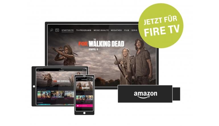 TV MagentaTV der Telekom jetzt auch über den Amazon Fire TV nutzbar - News, Bild 1