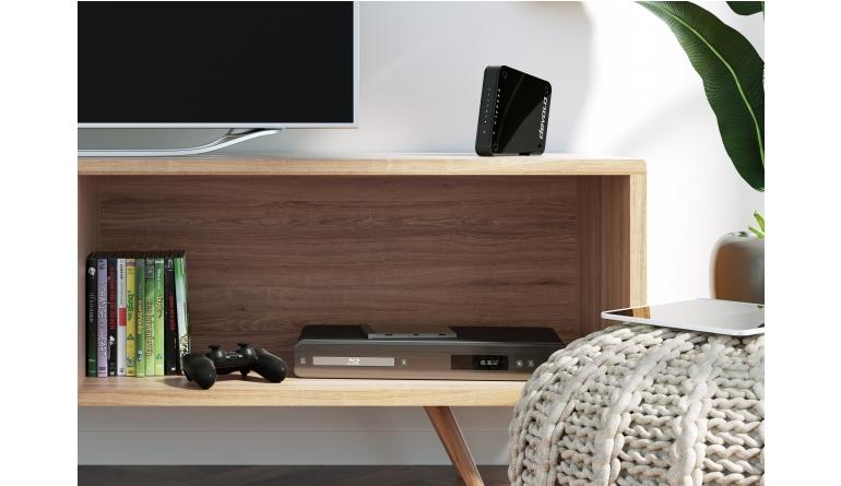 Smart Home Für Smart-TV oder Spielekonsole: Neuer Internet-Hotspot für schnelles Home Entertainment - News, Bild 1