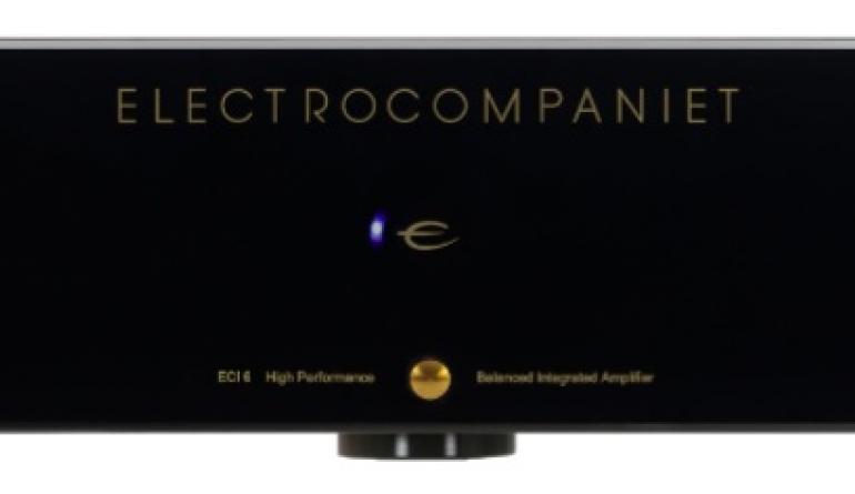 HiFi Electrocompaniet mit neuem Vollverstärker ECI-6 - Aufrüstbar mit DAC-Platine - News, Bild 1