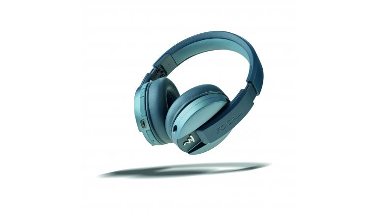 Blue Olive Und Purple Kopfhörer Listen Wireless Chic Kommt In