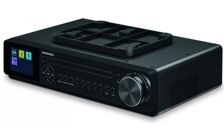 HiFi DAB+, Bluetooth und CD-Player: Neues Küchenradio-Trio von Grundig - News, Bild 1