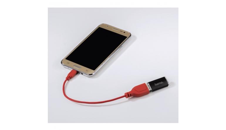 mobile Devices Egal, wie man`s dreht und wendet: Neue Micro-USB-Stecker von Hama passen immer - News, Bild 1