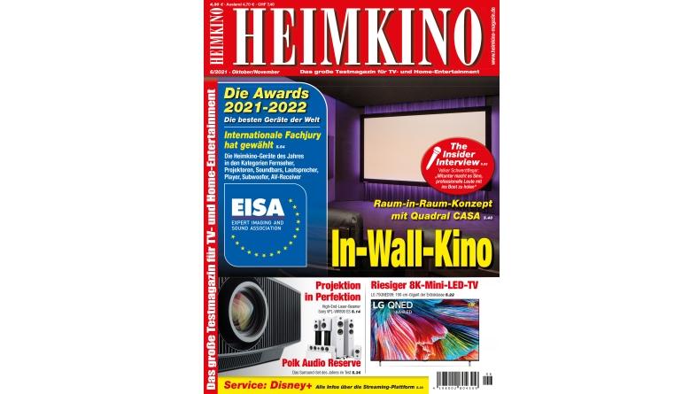 Heimkino Heimkino 6/2021 - News, Bild 1
