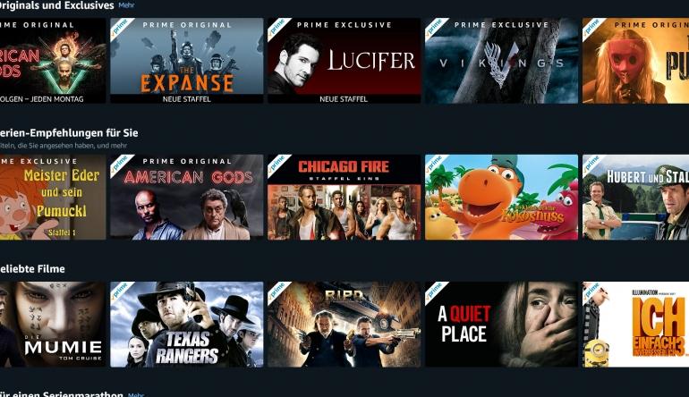 Heimkino Netflix, Amazon Prime Video, Maxdome und Co. sind weiter auf dem Vormarsch - News, Bild 1