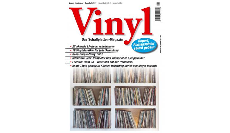 """HiFi 27 LP-Neuerscheinungen und 19 Vinylklassiker: Jede Menge Lesespaß in der neuen """"Vinyl"""" - News, Bild 1"""