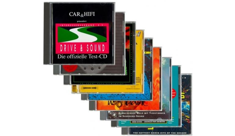 HiFi 9er Super-Set: Klangtest-, Bass- und Soundcheck-CDs - News, Bild 1