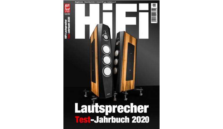 """HiFi Das neue """"Hifi-Lautsprecher Test-Jahrbuch"""" wartet auf Sie - News, Bild 1"""