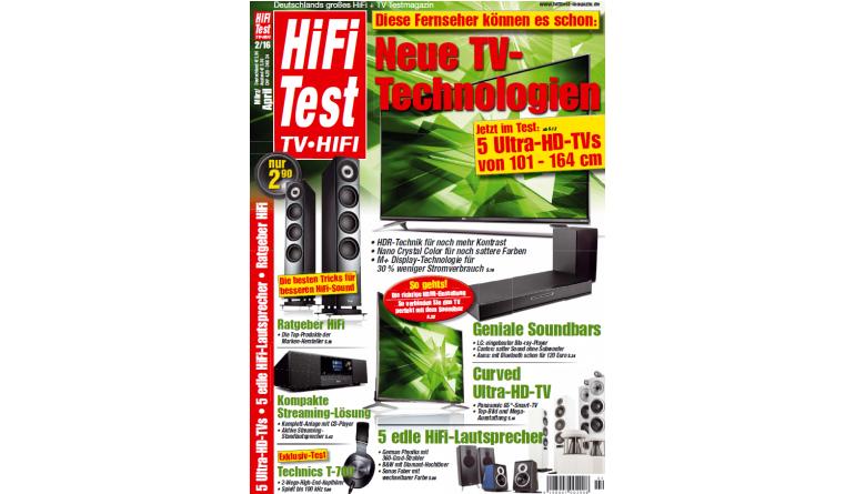 """HiFi Der optimale Flat-TV für Sie: Neue """"HiFi Test"""" stellt revolutionäre Bildverbesserer vor - News, Bild 1"""