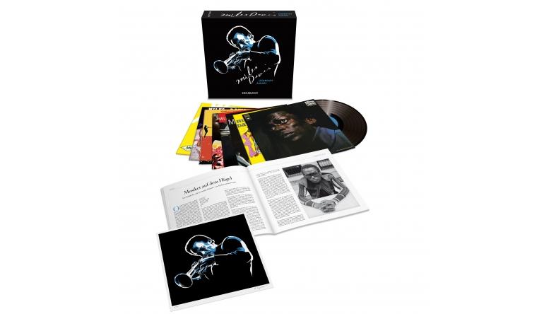 Die Limitierte Zeit Edition Miles Davis Legendary