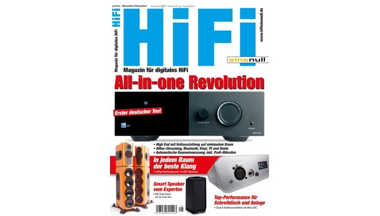 HiFi Die neue HiFi einsnull ist da! - News, Bild 1