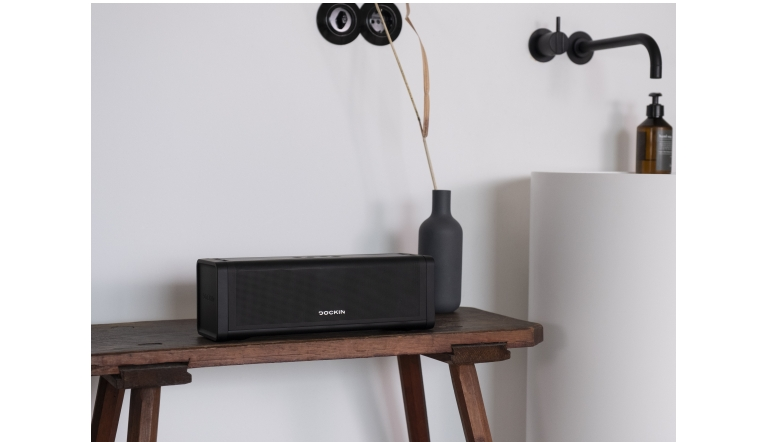 HiFi DOCKIN präsentiert den neuen Bluetooth-Lautsprecher D Fine+ 2  - News, Bild 1