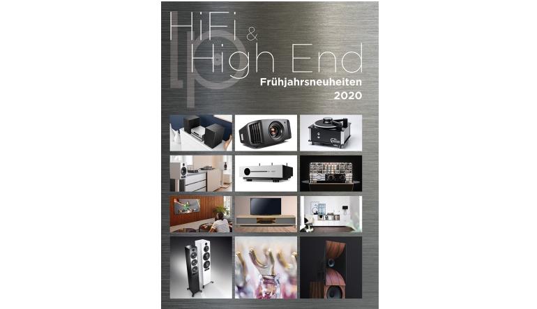 HiFi Hifi & High End Frühjahrsneuheiten 2020 zum freien Download! - News, Bild 1