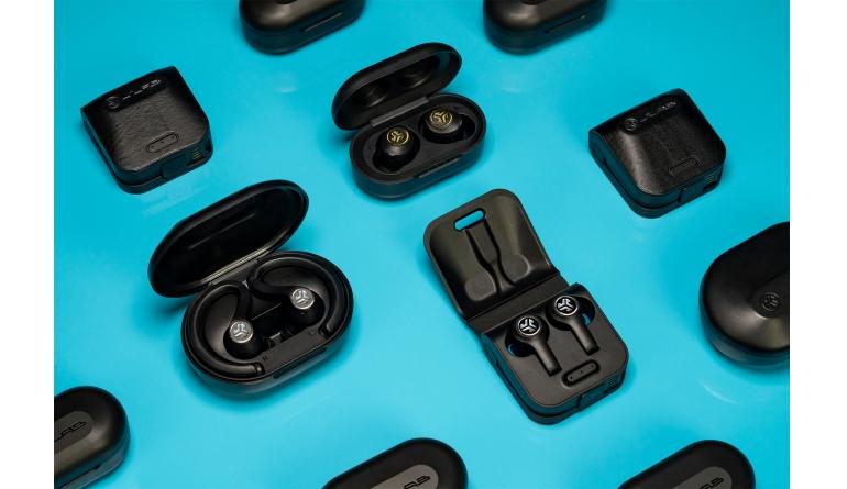 HiFi Over-Ear- und In-Ear-Kopfhörer: JLab bringt Audio-Produkte ab sofort nach Deutschland - News, Bild 1