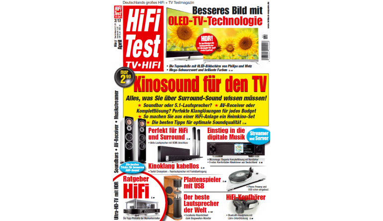 """HiFi Perfekter Kinosound für den Fernseher: Alle Tricks und Kniffe in der neuen """"HIFI TEST"""" - News, Bild 1"""