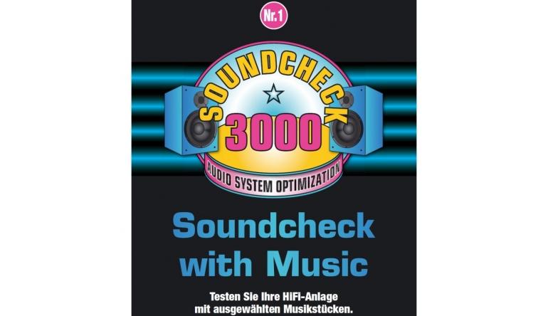 """HiFi """"Soundcheck 3000 – Soundcheck with Music"""": Optimieren Sie Ihre Hifi-Anlage!  - News, Bild 1"""