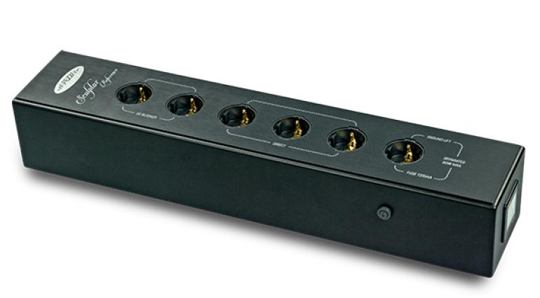 HiFi Steckdosenleiste für HiFi- und High-End-Audiogeräte - Integrierter DC-Blocker - News, Bild 1