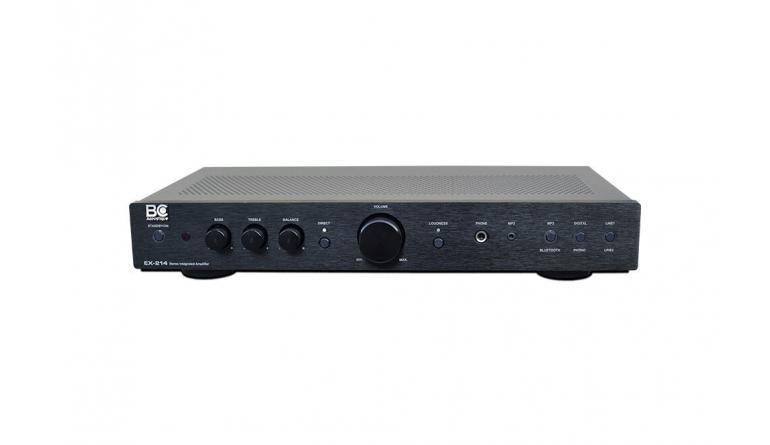 HiFi Stereo-Verstärker EX-214 von BC Acoustique auch für Bluetooth-Streaming - News, Bild 1